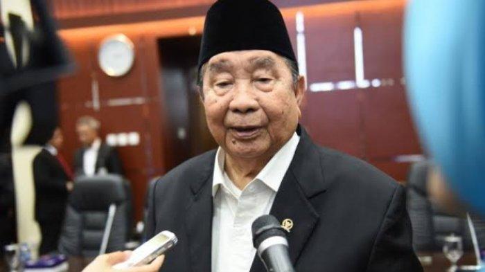 PROFIL Abdul Wahab Dalimunthe, Mantan Bupati Langkat yang Dinobatkan Anggota DPR-RI Tertua