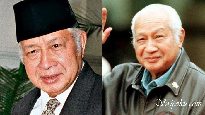 TERNYATA Presiden Soeharto Pernah Menangis Dibuat Cucunya, Ceritakan Hal Sedih Ini pada sang Kakek