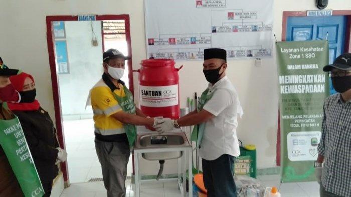 Coca-Cola Amatil Indonesia Dorong Ketangguhan Warga Sekitar Pabrik di Tengah Pandemi Covid-19