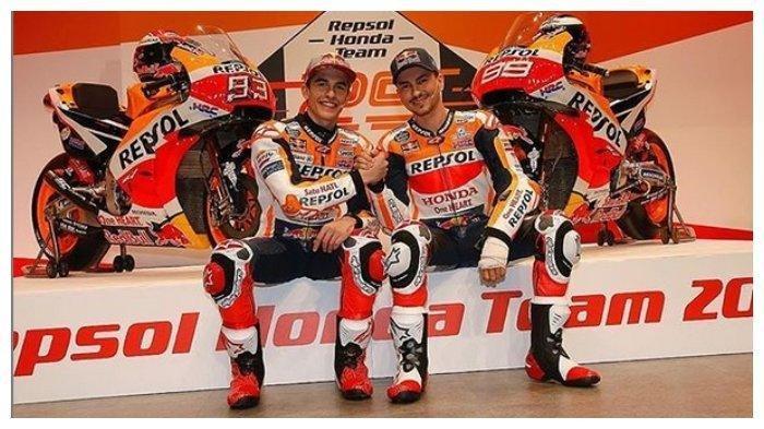 Jadwal Siaran MotoGP Qatar 2021 Live Trans7, Update Marc Marquez Beri Kabar Baik soal Cederanya