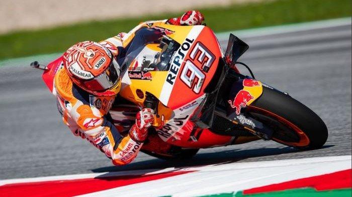 Link Live Streaming MotoGP 2019, Marc Marquez Bertolak dari Pole Position di Sirkuit Motegi