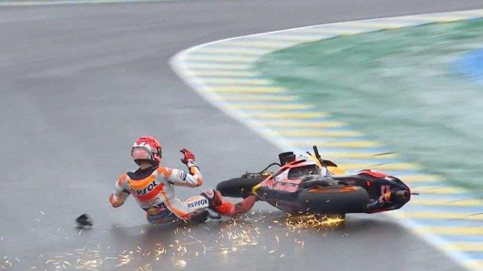 Nasib Sial Marc Marquez, Honda Sudah Tak Jadikan Motornya RC213V Sebagai Role Model