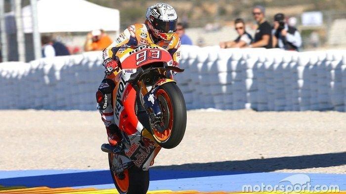 MOTOGP - Jadwal MotoGP FP1 Hari Ini, Ambisi Marc Marquez Hapus Dominasi Ducati di MotoGP Austria