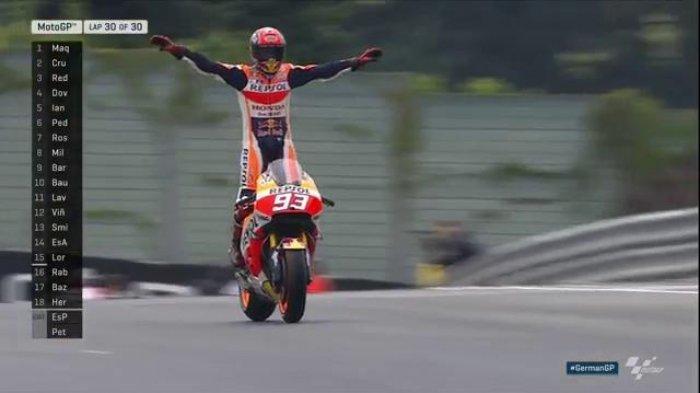 Berita MotoGP Hari Ini - Ambisi Marc Marquez di MotoGP Jepang 2018 & Honda Siap Bikin Hat-trick