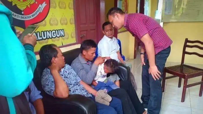 Polres Simalungun Sudah Kirim Berkas Tersangka Humas PT TPL ke Kejaksaan