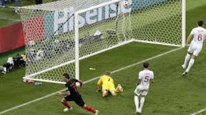 Kroasia Lolos ke Final Piala Dunia Bertemu Prancis, Mandzukic Hancurkan Harapan Inggris
