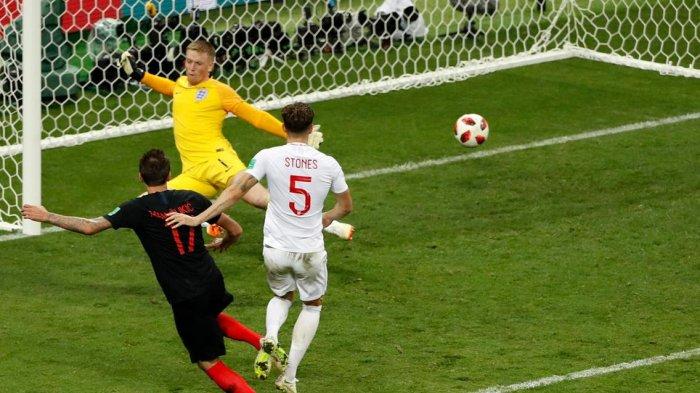 Inggris Tumbang! Kroasia menuju Juara Piala Dunia 2018