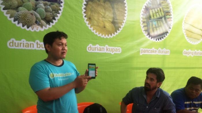 Ananda Hasibuan Bisa Jual Hingga 25 ton Durian Sejak Pakai Google Bisnisku
