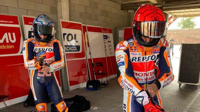 HASIL FP1 & FP2 MotoGP Aragon 2021, Hari Ini Jadwal Kualifikasi, Live Trans7