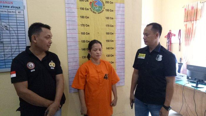 Suami Dipenjara karena Kasus Narkoba, Saridah Nekat Jual Sabusabu untuk Hidupi 3 Anaknya