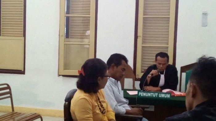 Korupsi Dana Rehabilitasi Rumah Tidak Layak Huni, Mantan Kadinsosnakertrans