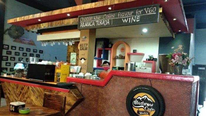 TFC PREMIUM: Masbrow Cafe Sajikan Kopi Toraja, Tersedia Berbagai Promo Menarik