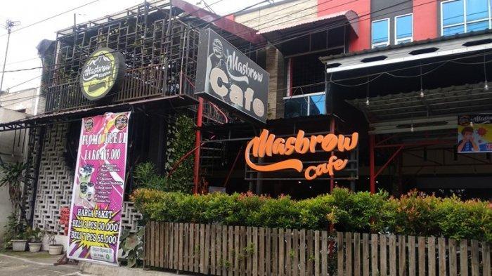 TFC PREMIUM: Masbrow Cafe Sediakan Live Music dan Hadirkan Band Lokal