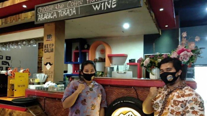 TRIBUN FAMILY CARD: Masbrow Cafe Tawarkan Menu Makanan Indonesia dan Western Food