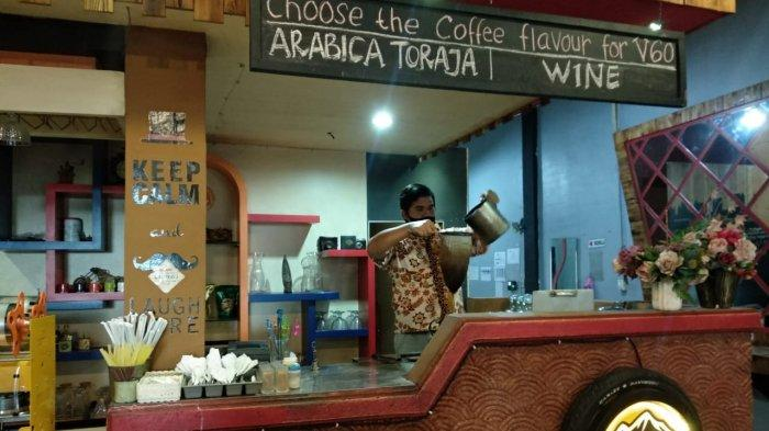 Masbrow Cafe Tawarkan Menu Makanan Indonesia dan Western Food