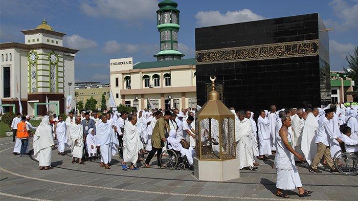 Nasabah Tabungan Makbul Bank Sumut akan Ikuti Manasik Haji Akbar 2019
