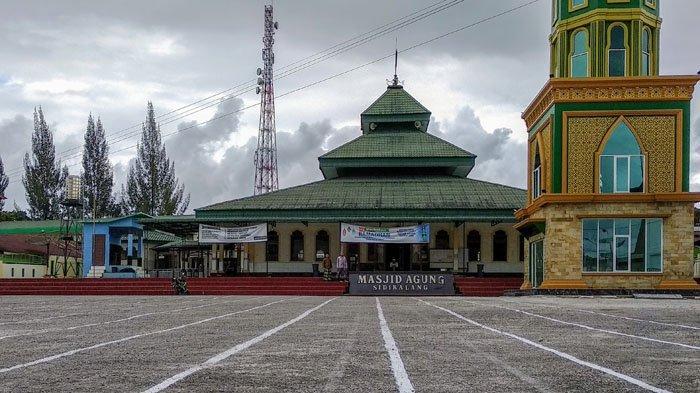 Dairi Zona Hijau Covid-19, Seluruh Masjid di Dairi Tetap Langsungkan Salat Id