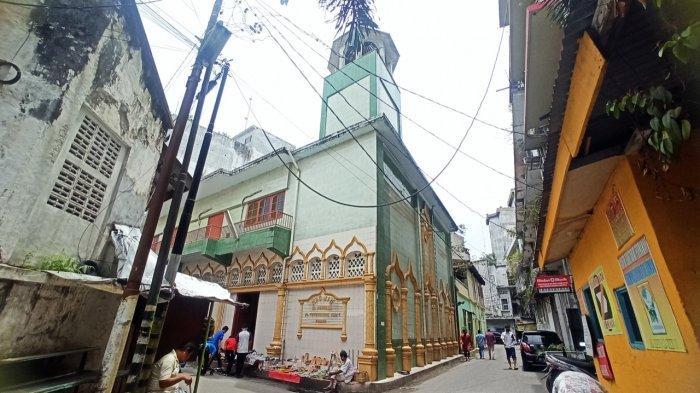 Masjid Al Massawa Bukti Eksistensi Etnis Arab di Medan, Lebih Tua dari Masjid Raya Al Mashun