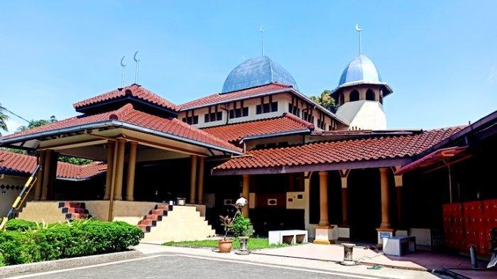 5 Masjid Bersejarah di Medan, Terletak Tak Jauh dari Pusat Kota, Ada Yang Berusia 135 Tahun