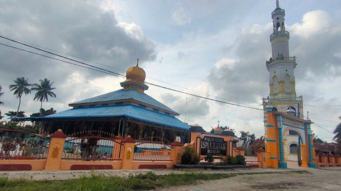 Masjid Jamik Ismailiyah, Dibangun Tahun 1882, Tetap Kokoh dan Megah Hingga Kini