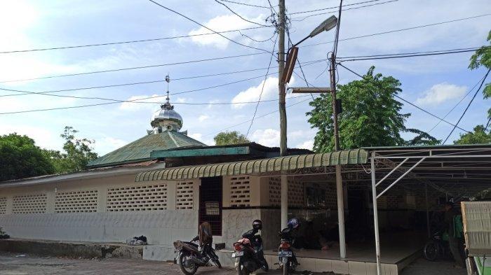 BESOK Idul Adha, Masjid Ghaudiyah dan Jamik Kebun Bunga Laksanakan Salat dengan Protokol Kesehatan