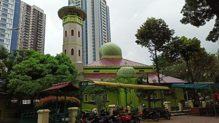 Ikuti Protokol Pandemi Covid-19, Masjid Jamik Silalas Buka Pembayaran Zakat Mulai Awal Ramadan
