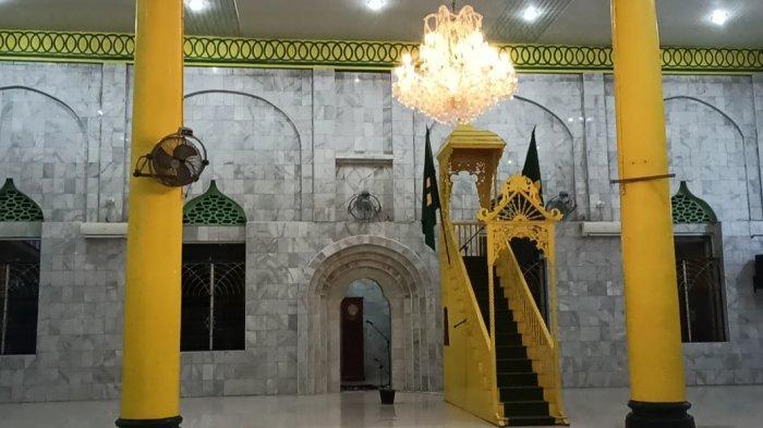 Sejarah Masjid Lama Gang Bengkok Sejak 1885, Tanah Wakaf Datuk Kesawan, Dibangun Saudagar Tionghoa