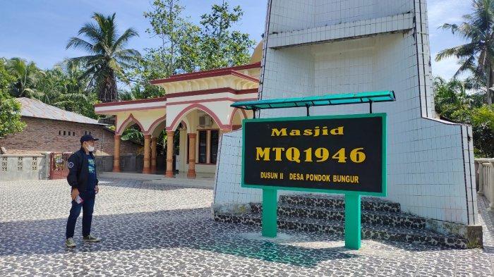 Masjid MTQ 1946, Saksi Sejarah Lomba Baca Alquran Pertama di Indonesia