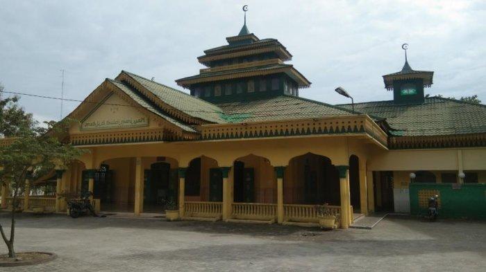 Masjid Sulaimaniyah Bukti Perkembangan Islam di Sumut Pada Masa Kesultanan Serdang