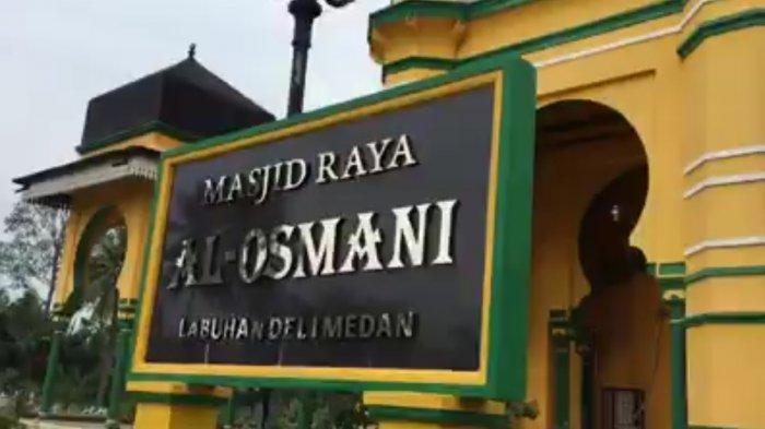 Masjid Raya Al Osmani