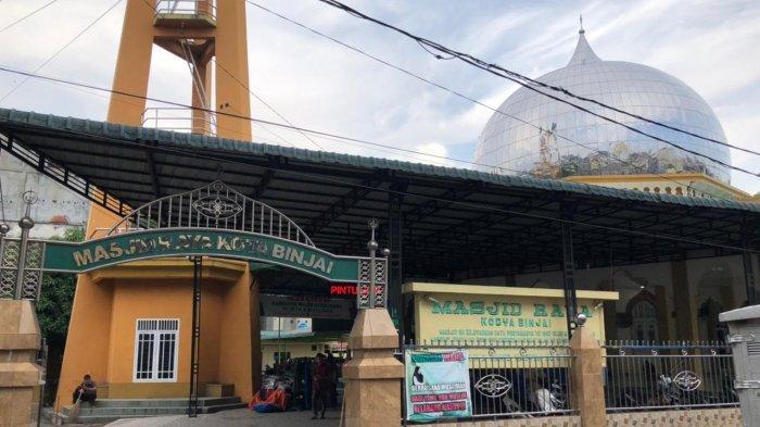 Masjid Raya Binjai, Masjid Tertua yang Ramai Dikunjungi Wisatawan Saat Ramadan