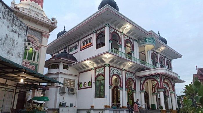 4 Masjid di Sumut Ini Miliki Desain yang Padukan Arsitektur Eropa dan Timur Tengah