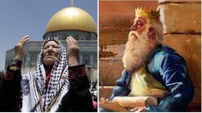 Sejarah Konflik Palestina-Israel, Berawal Raja Salomo Bangun Kuil Pertama Kerajaan Israel