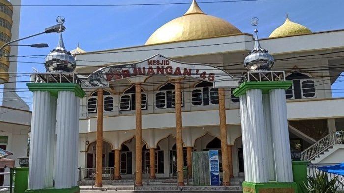 Masih Ada Pandemi, Masjid Perjuangan 45 Tiadakan Kultum Selesai Salat Subuh