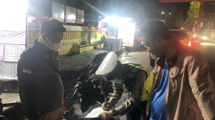 Gelar Operasi Yustisi Gabungan, TNI dan Polri Tegur Dua Pelaku Usaha dan Masyarakat di Tanjungbalai