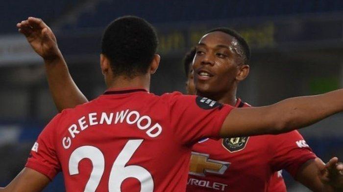 JADWAL Siaran Liga Inggris Pekan Ini Man United Vs Brighton, Martial Masih Diragukan Tampil
