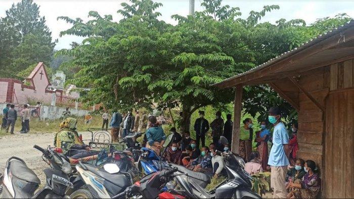 BREAKING NEWS Jenazah Selamat Sianipar Dibawa ke Kampung Halaman, Begini Reaksi Warga