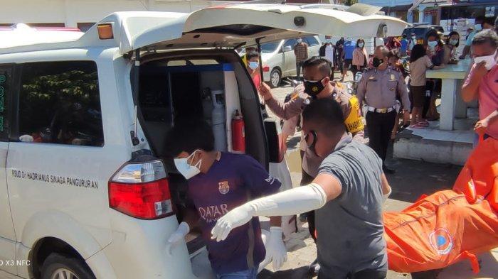 Samosir Geger, Sosok Mayat Mr X Ditemukan di Pelabuhan Pangururan