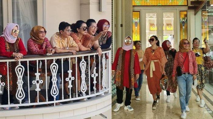 Jarang Tersorot Sosok 5 Saudara Mayangsari, Tak Kalah Sosialita dari Istri Bambang Trihatmodjo
