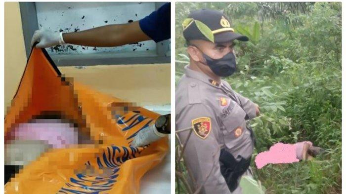 Penemuan jasad wanita muda asal Medan Labuhan, Sumatera Utara,  yang diduga sopir grab menjadi korban perampokan dan pembunuhan di Gunung Salak, Aceh Utara.