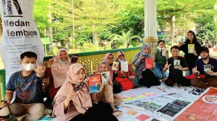 Tingkat Membaca di Sumatera Utara Masuk Kategori Mengkhawatirkan Sehingga Rentan Terpapar Hoaks