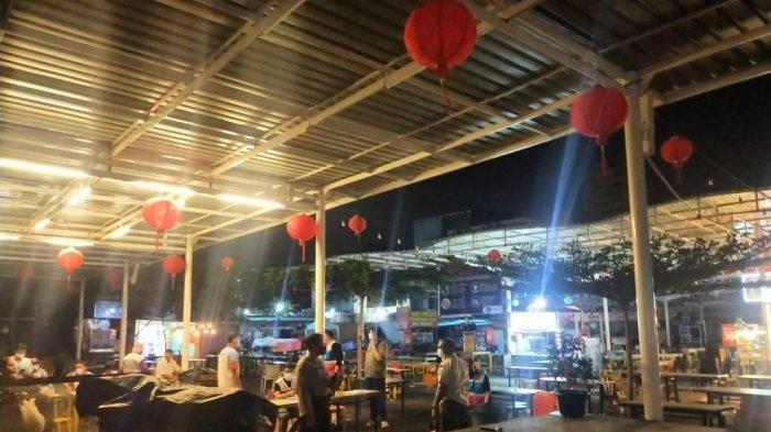 Langgar Jam Operasional, Medan Night Market Ditutup Selama 14 Hari