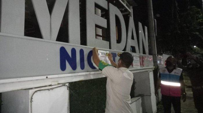 Ditutup 14 Hari, Pengelola Medan Night Market Tak Peduli Upaya Pencegahan Covid-19