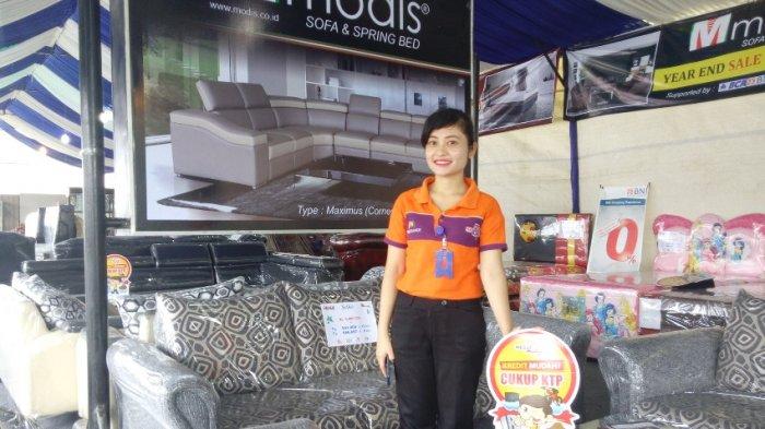 Mega Finance Beri Promo Bunga 0 Persen selama Bazaar Fair