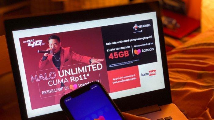 Kolaborasi Telkomsel dan Lazada, Siapkan Penawaran Khusus Bagi Pelanggan Pascabayar