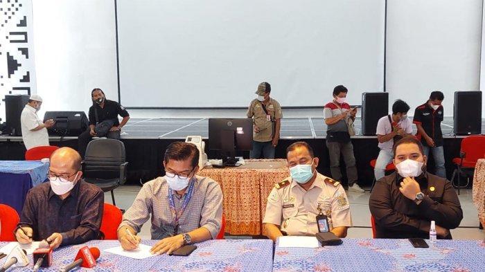 Pelayanan Rapid Antigen di Kualanamu Ditutup Sementara, Dialihkan Pada Area Drive Thru