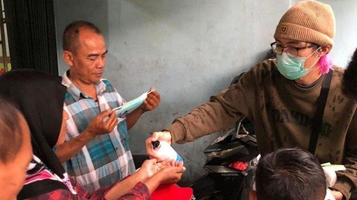 MEMERANGI CORONA, Dokter Lulusan UGM Buat Terobosan 1000 Titik Penyemprotan Disinfektan