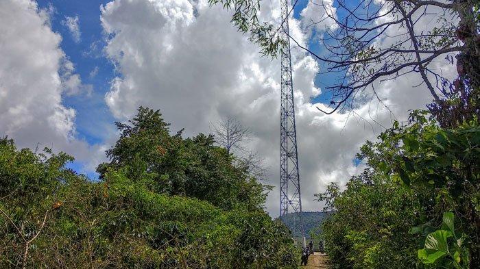 Meski Tanpa IMB, Pembangunan Menara di Dairi Bisa Berjalan Mulus Hingga Hampir Siap