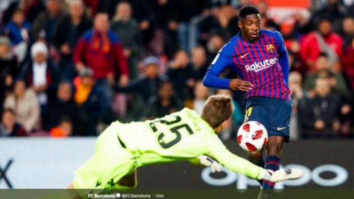 UPDATE Transfer Pemain - Manchester United Masukkan Pemain Andalan Barcelona ke Daftar Transfer