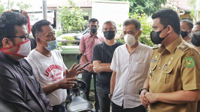 Kerap Lakukan Pungli, Bobby Nasution Pecat Kepling 17 Kelurahan Harjosari 2 Kecamatan Medan Amplas